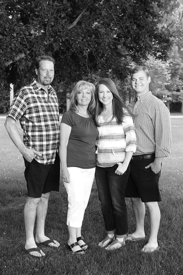Chris Emily Family