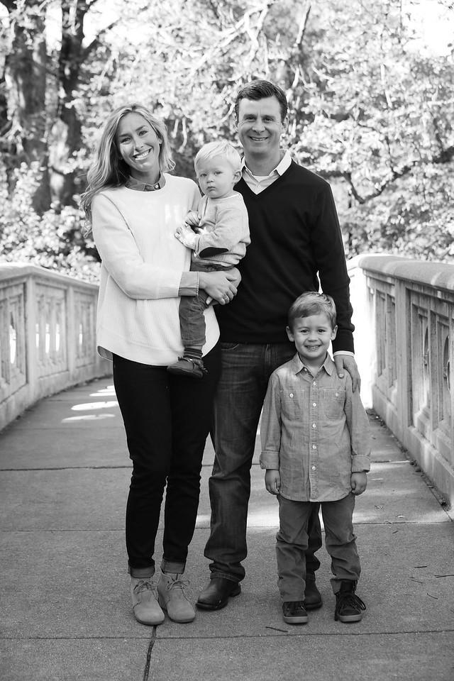 Jill Kevin Family 2015