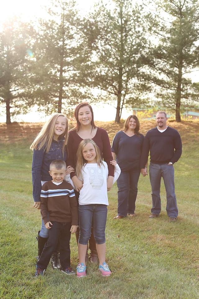 Morgan Family 2015